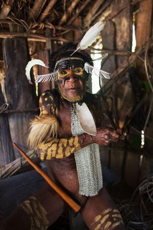 Папуа, долинабалием, дани, яли, племена, новаягвинея Ялиphoto preview