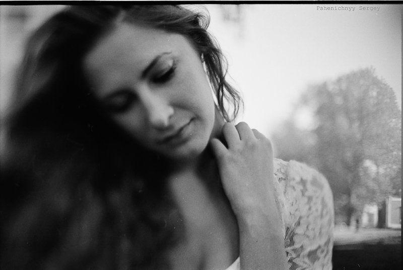 портрет, жанр, пленка, 35 мм, лето ностальгияphoto preview