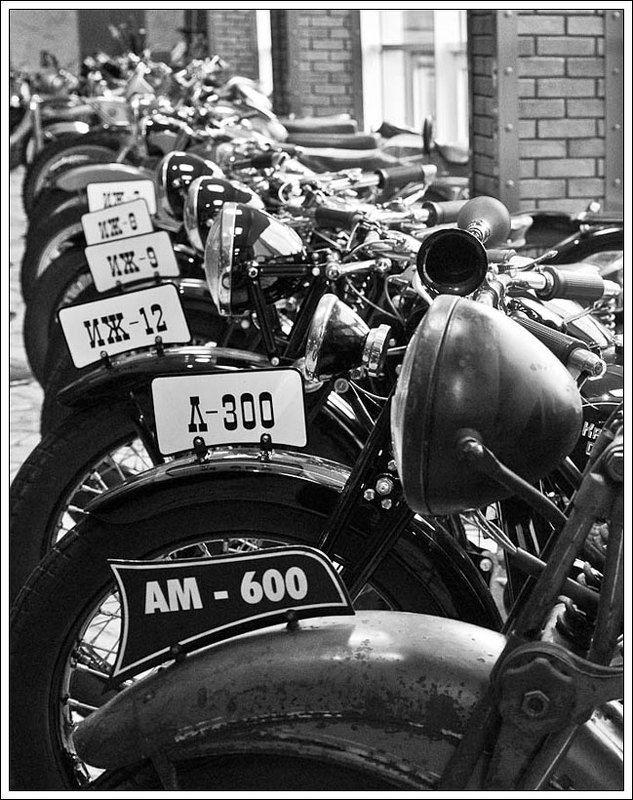 мотоцикл ИЖыphoto preview