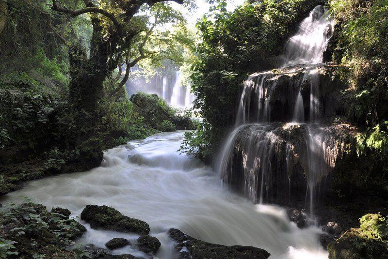 дюден водопад, турция Молочные рекиphoto preview