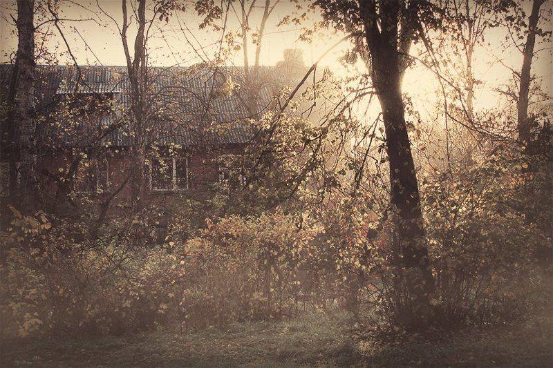 Дом из песка и туманаphoto preview