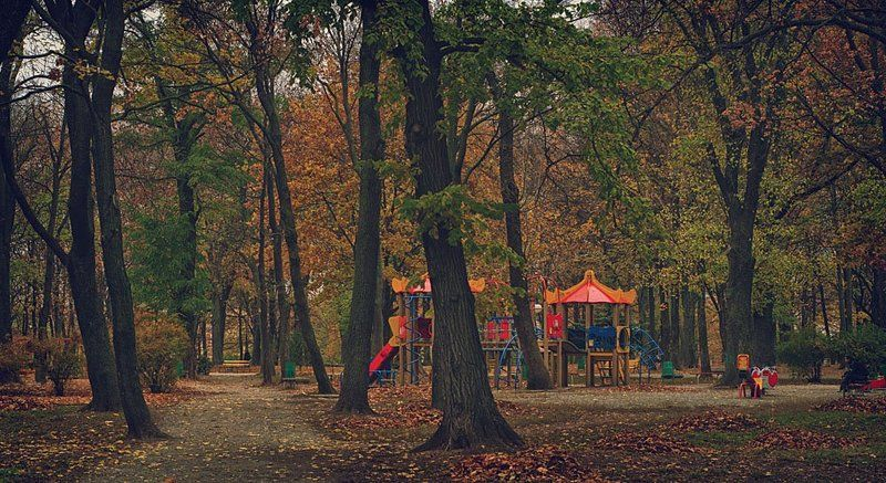 осень Осень в городе....photo preview