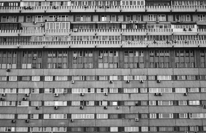 дома,муравейник,окна Муравейникphoto preview