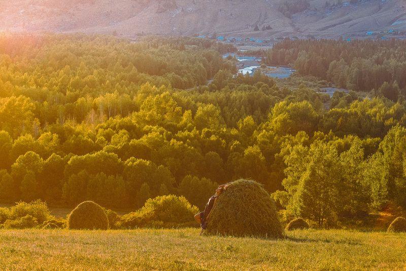 Казахстанский Алтай, август 2018 г. Фотография № 19photo preview