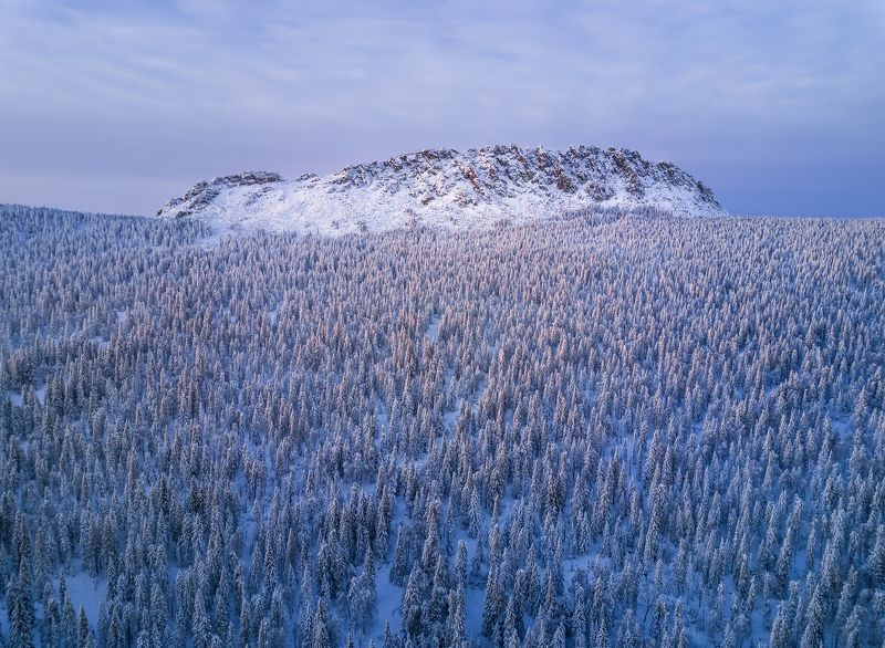 таганай, урал, горы, зима Величие Таганаяphoto preview