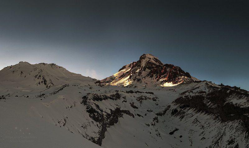 Казбек, Грузия, Кавказ, горы, заказ Казбекphoto preview