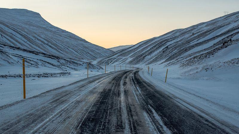 исландия,пейзаж Road N-1photo preview