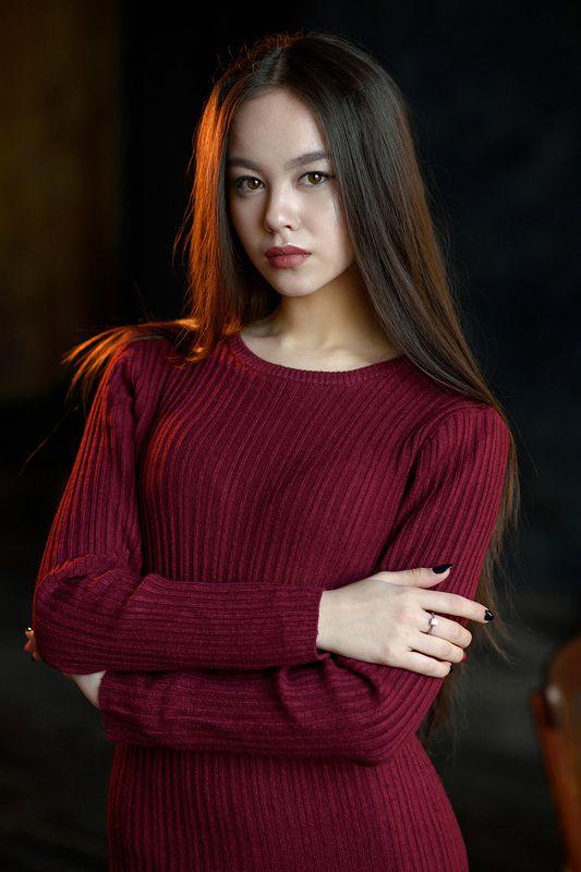 портрет, portrait, nikon, 85mm Майяphoto preview