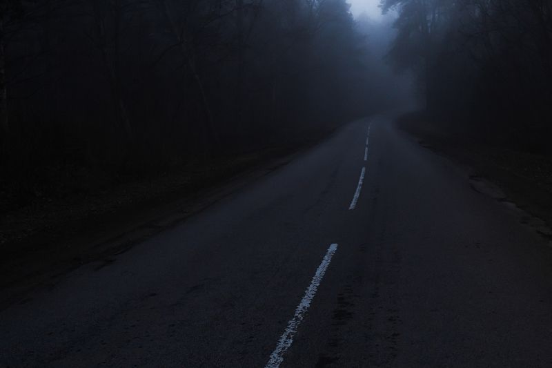 туман, пейзаж, удрия, ключенков Сквозь тернии к звёздамphoto preview