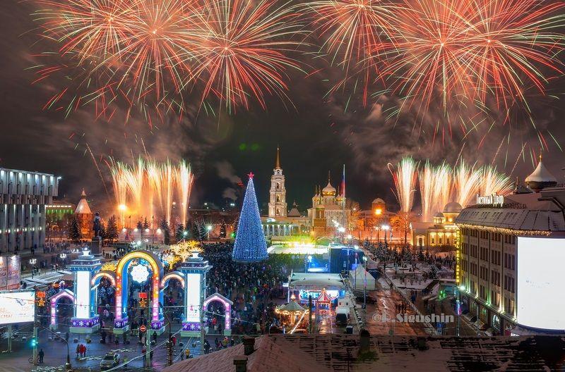 Тула-Новогодняя столица России!photo preview