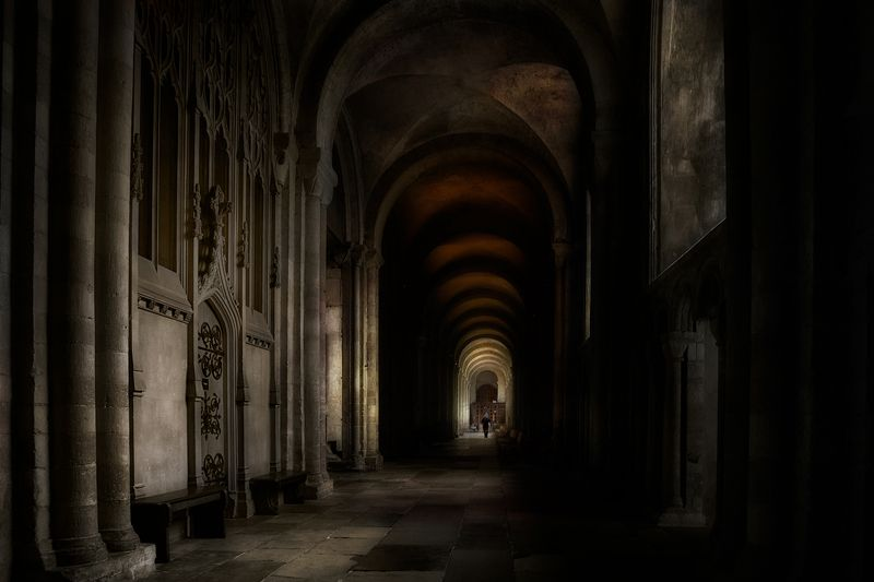 Norwich Cathedral.photo preview