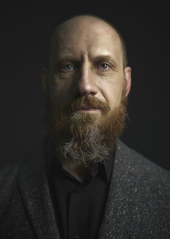 портрет, борода, старик, глаза Портрет Шурыphoto preview