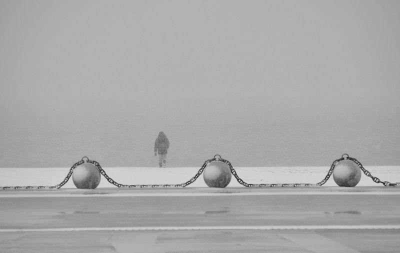 Снежный минимализмphoto preview