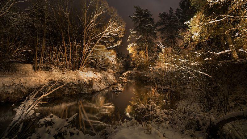#kamienna #noc #fotografia #magicznarzeka Kamienna photo preview