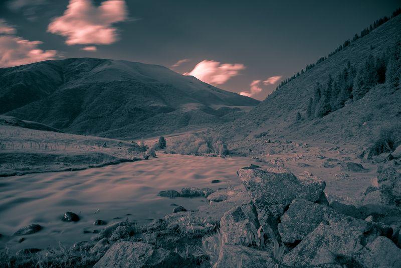 киргизия, терскей-алатоо, чон-аксуу Чон-Аксууphoto preview