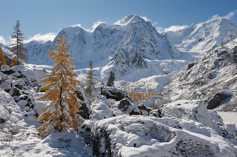 Зимний Алтайphoto preview