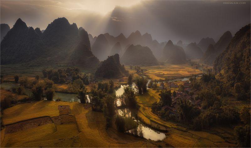 Rice terraces of Vietnamphoto preview