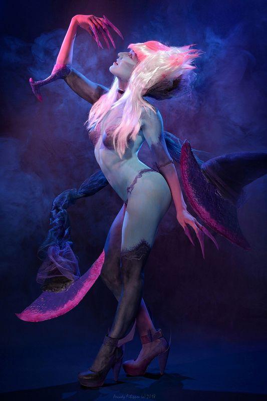 evelynn, league of legends, cosplay Evelynn | League of Legendsphoto preview
