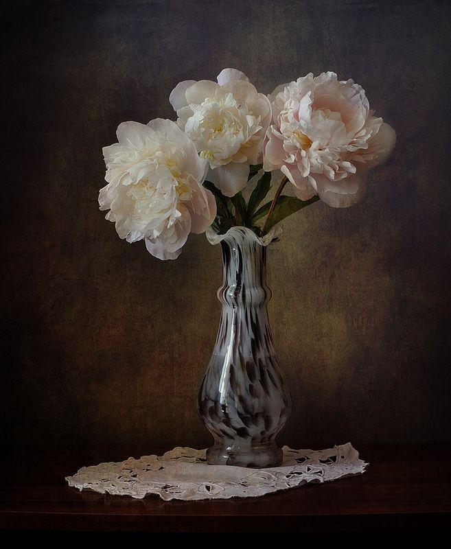 натюрморт,пионы,цветы с пионами...photo preview