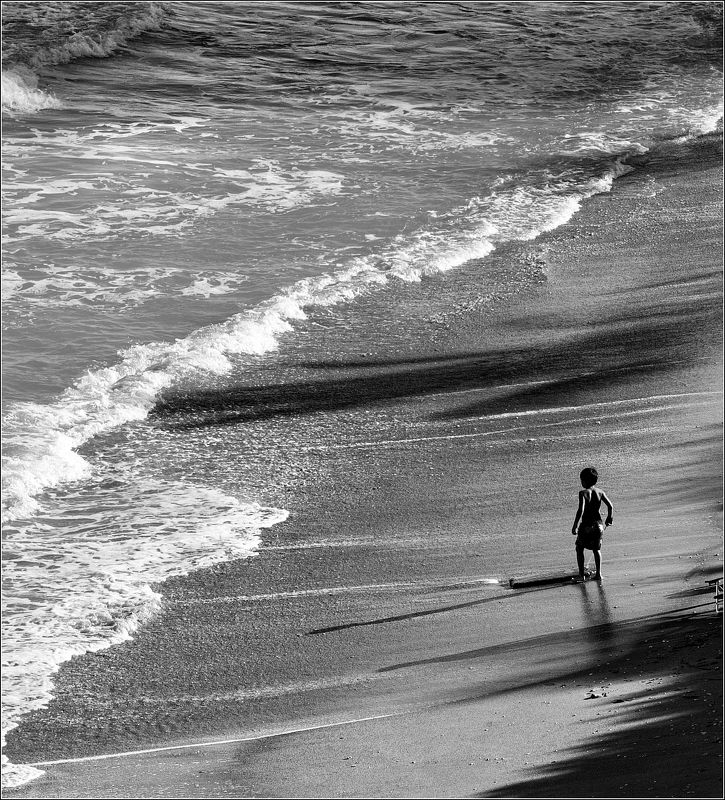 перспектива дети и океанphoto preview
