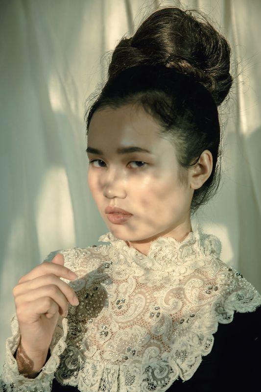 фото винтаж портрет Янаphoto preview