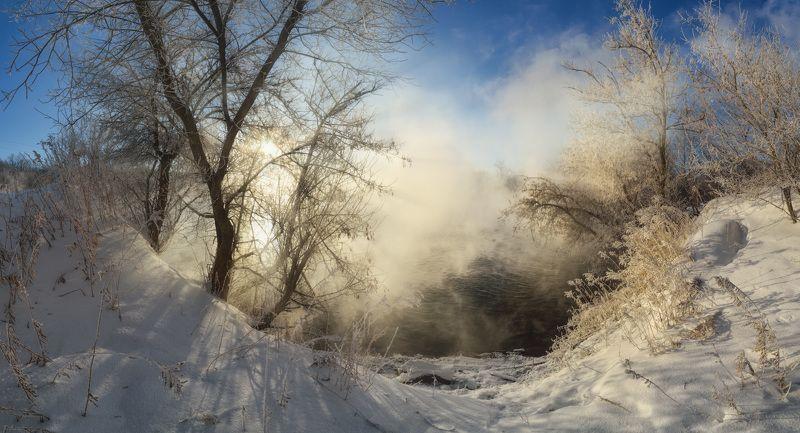 тула, горячка, воронка С добрым морозным утром!photo preview