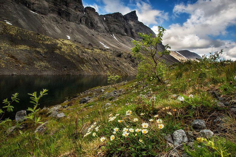 горы, хибины, пейзаж Хибиныphoto preview