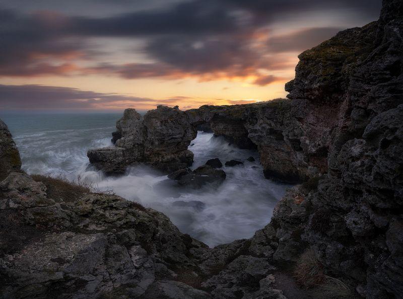 Sea coast Bulgariaphoto preview