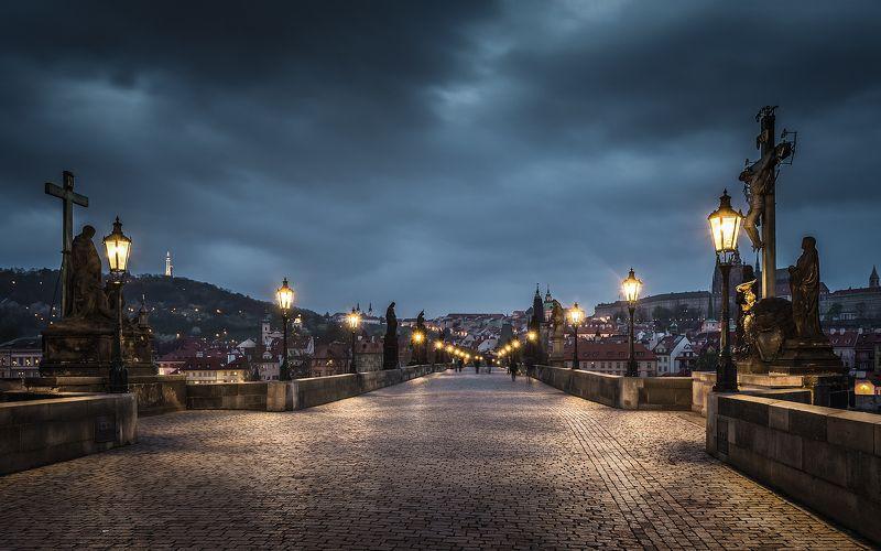 Charles Bridge in Praguephoto preview