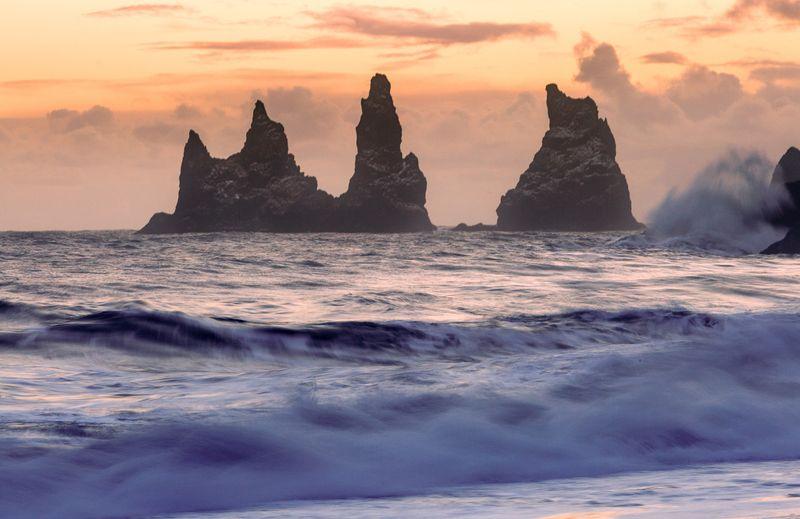 Вечер. Исландияphoto preview