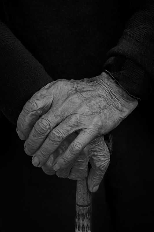hands, black and white, sould, experience Handsphoto preview