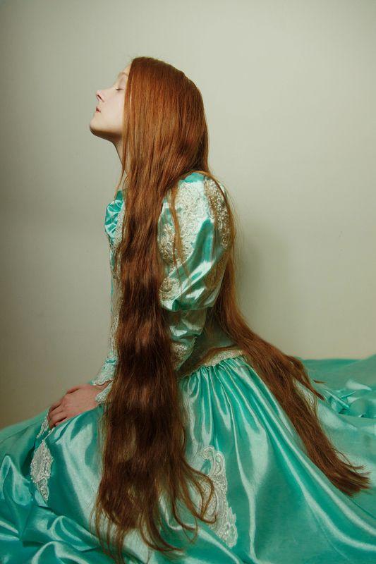 фото винтаж портрет Викторианская Дашаphoto preview