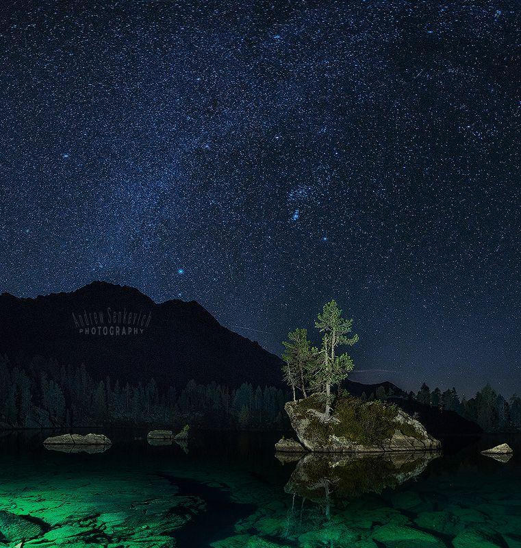 швейцария Изумрудные воды, бриллианты звёзд...photo preview