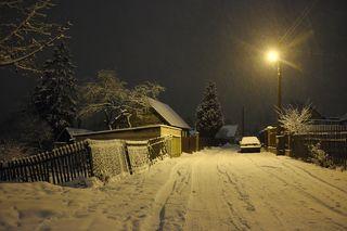 Зимний вечер 4