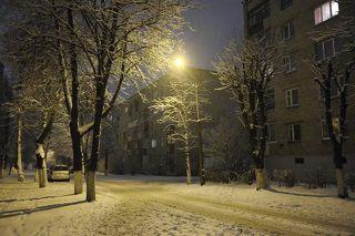 Зимний вечер 6