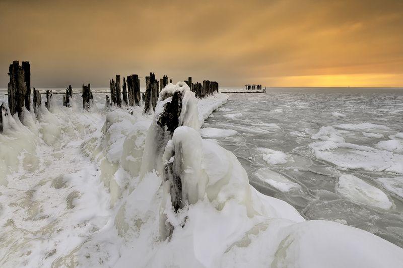 winter, sea, baltic Winter timephoto preview