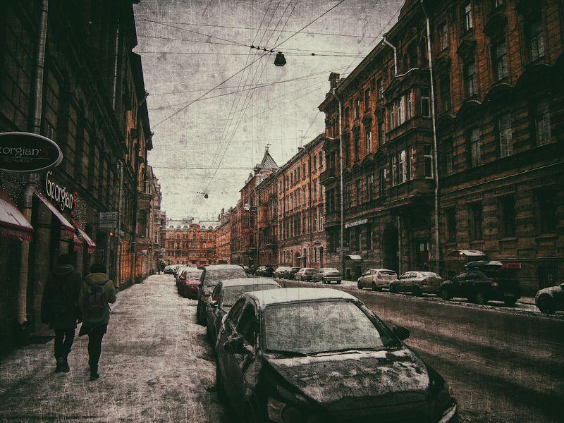 Питерские улочкиphoto preview