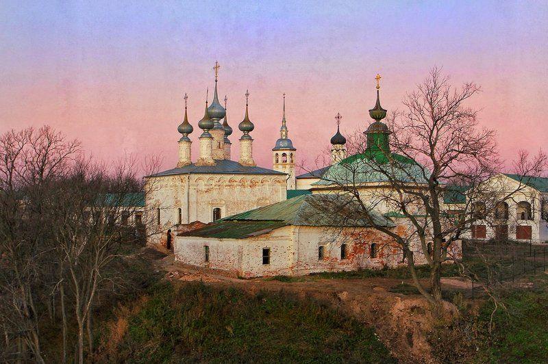 суздаль, кремль, золотое кольцо Суздальский Кремльphoto preview