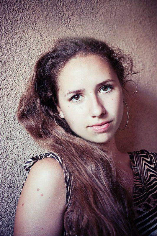 портрет, 2011, осень Женяphoto preview