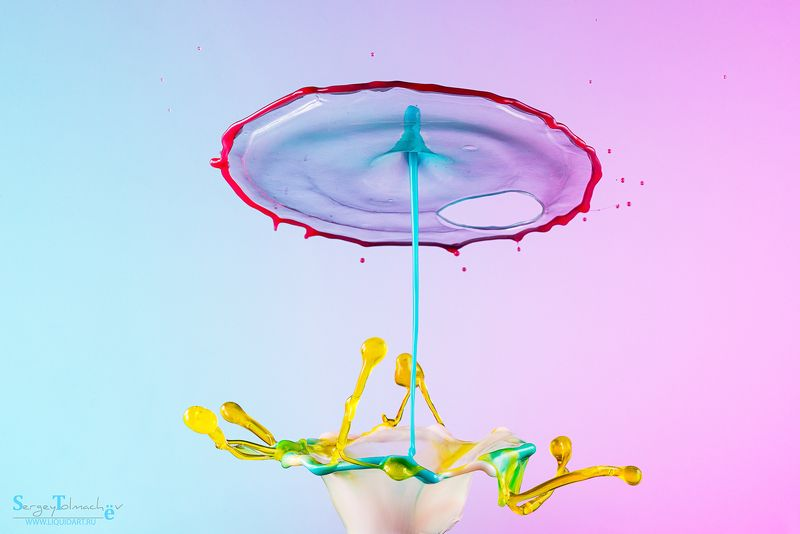 капли, жидкость, макро, арт, всплеск, сергейтолмачев, liquidart, art, liquid Красныйphoto preview