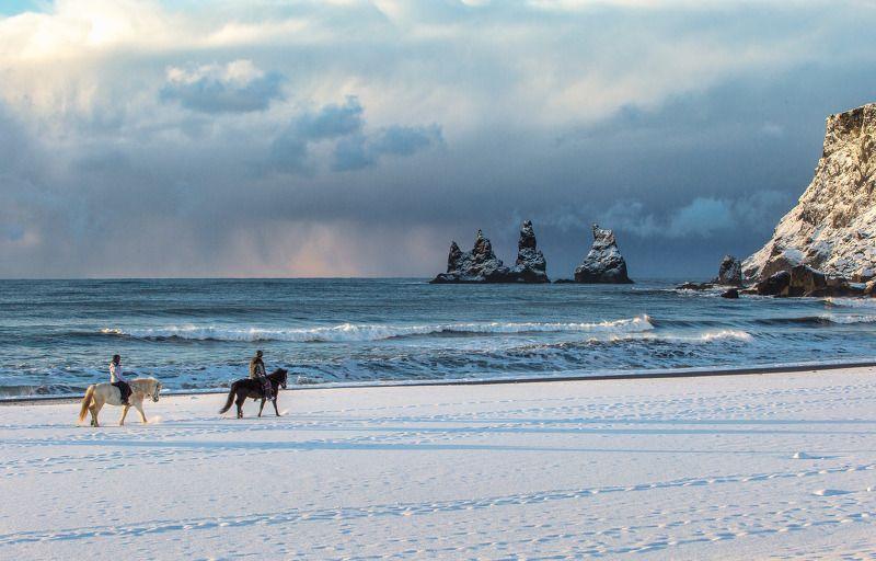 Утро в Исландииphoto preview