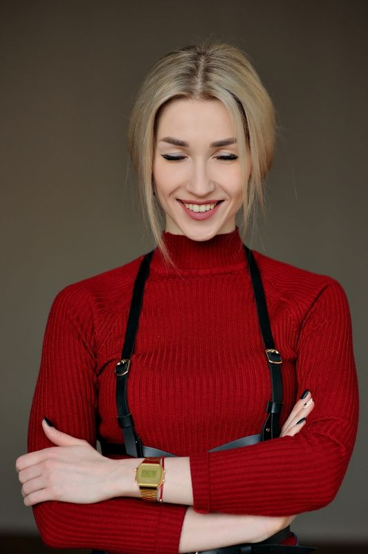 девушка,портрет,студия Улыбка  (Татьяна Ларина)photo preview