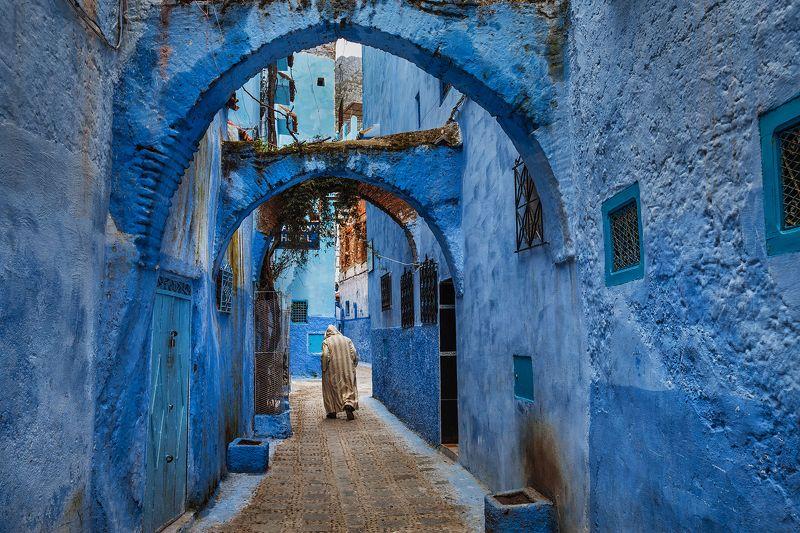 марокко, путешествие, архитектура, репортаж, африка Один в мединеphoto preview
