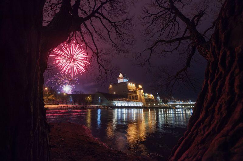 новыйгод, салют, зима Хроника Нового Годаphoto preview