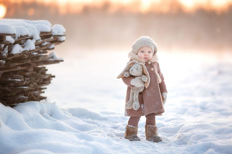 Морозным днем...photo preview