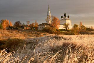 Осень в Осенево...
