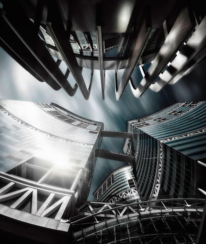 город, архитектура, сингапур Икарphoto preview