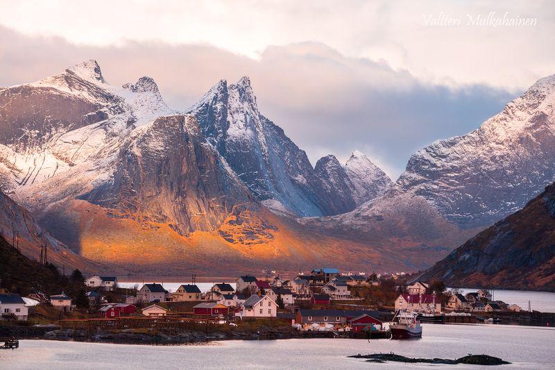 Осенняя Скандинавияphoto preview