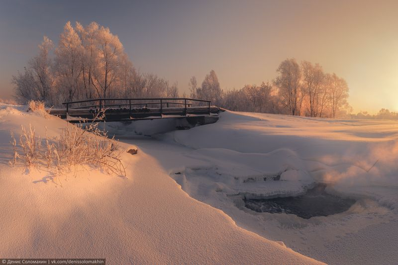 #новоалтайск, #алтай, #алтайскийкрай, #зима, #река, #иней, #куржак, #утро, #рассвет, #новыйгод, #чесноковка, #пейзаж, #зимнийпейзаж Морозное утроphoto preview