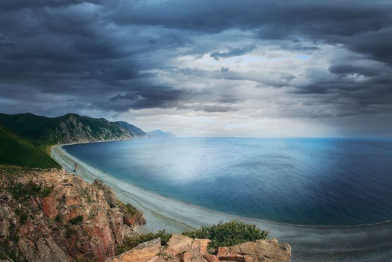 Побережье Тихого океанаphoto preview